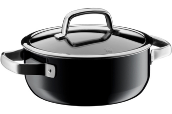 Cocotte / faitout / marmite Wmf FUSION TEC MINERAL Faitout bas 24cm Noir
