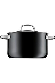 Cocotte / faitout / marmite Wmf FUSION TEC MINERAL Faitout haut 24cm Noir
