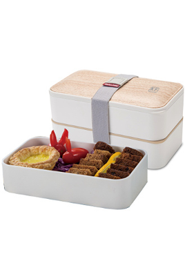 Boîte de rangement LUNCH BOX BLANCHE Kitchen Friday