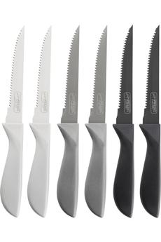 Couteau SET 6 COUTEAUX A STEAK FACTORY Pradel