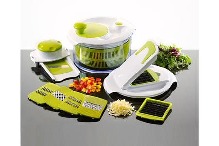 ustensile de cuisine kitchen cook mandoline ml8 essoreuse darty. Black Bedroom Furniture Sets. Home Design Ideas