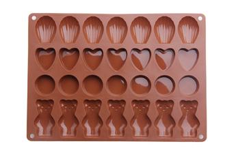 Plat / moule MOULE CHOCOLAT Cooky