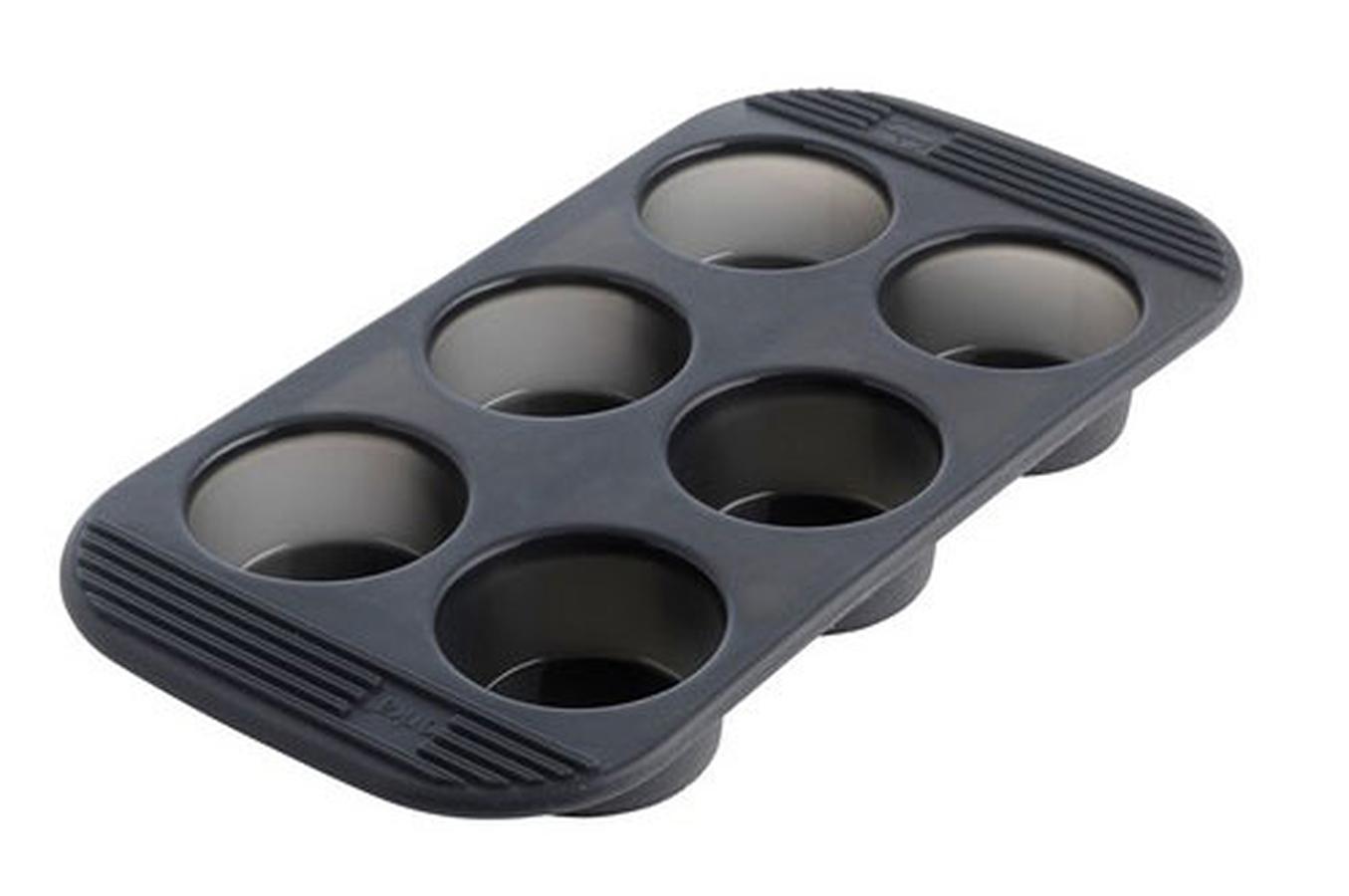 plat moule mastrad moule 6 muffins j401050a 1363638. Black Bedroom Furniture Sets. Home Design Ideas