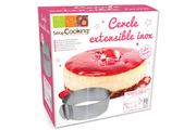 Scrapcooking CADRE ROND EXTENSIBLE