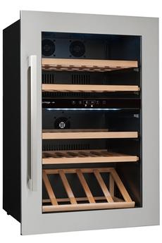 cave vin encastrable darty. Black Bedroom Furniture Sets. Home Design Ideas