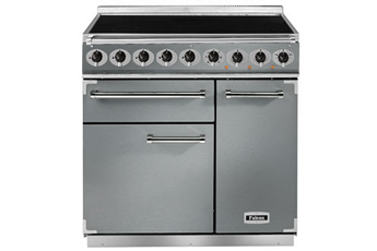 Piano de cuisson Falcon PKR 900 DELUXE 90cm INDUCTION INOX CHROME - F900DXEISS / C EU