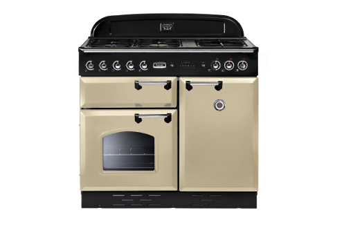 Piano de cuisson Falcon CLASSIC DELUXE INDUCTION 100cm CREME/CHROME - CDL100EICR / C EU