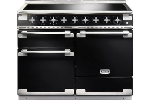 Piano de cuisson Falcon ELISE 110cm INDUCTION NOIR BRILLANT - ELS110EIGB/-EU