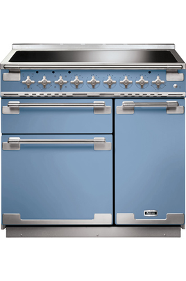 Piano de cuisson Falcon ELISE 90cm INDUCTION BLEU CHINE - ELS90EICA/-EU