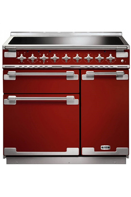 Piano de cuisson Falcon ELISE 90cm INDUCTION ROUGE CERISE - ELS90EIRD/-EU