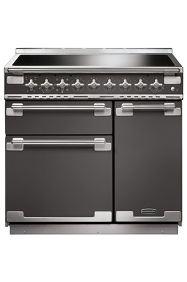 Piano de cuisson Falcon ELISE 90cm INDUCTION GRIS ARDOISE - ELS90EISL/-EU