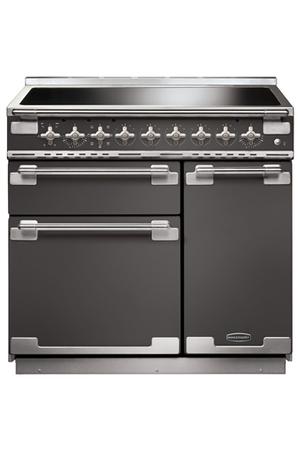 piano de cuisson falcon elise 90cm induction gris ardoise els90eisl eu darty. Black Bedroom Furniture Sets. Home Design Ideas