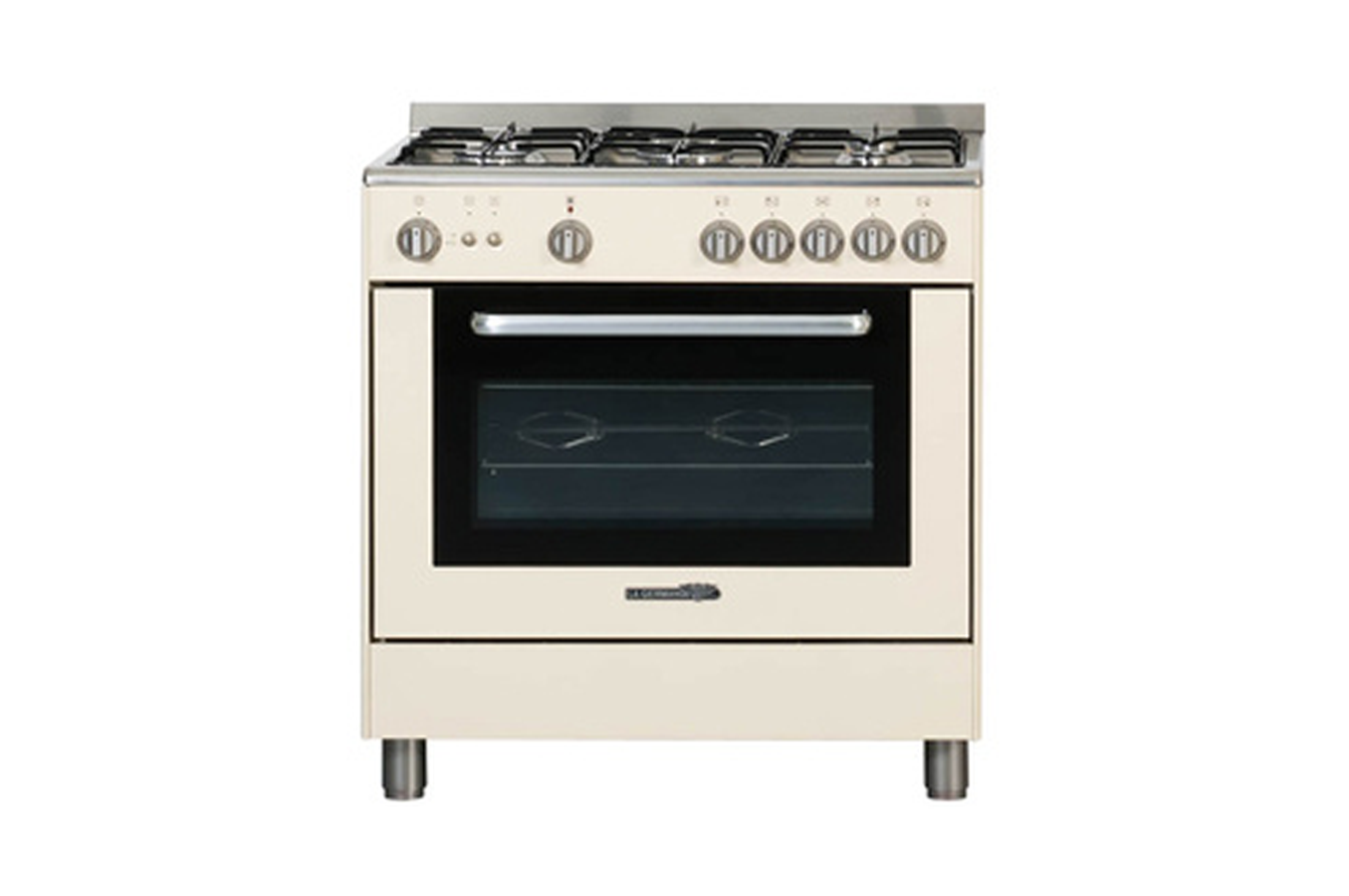 Piano de cuisson la germania t85c20crdt creme 3557642 darty - Piano de cuisson la germania ...