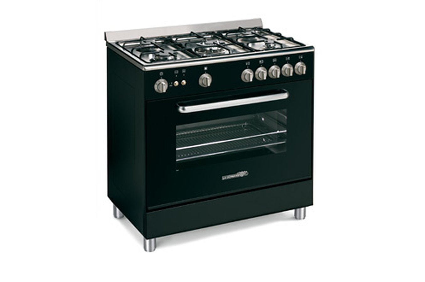 Piano de cuisson la germania t85c20ndt noir 3557600 darty - Cuisiniere la germania ...