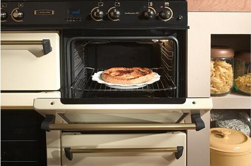 Piano de cuisson leisure cm10frcp creme 3595234 - Piano de cuisine leisure ...