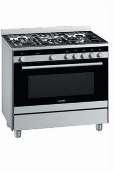 Piano de cuisson HQ738256E INOX Siemens