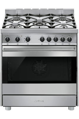 Piano de cuisson Smeg B8GMXI9