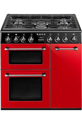 90cm mixte rouge - BU93R