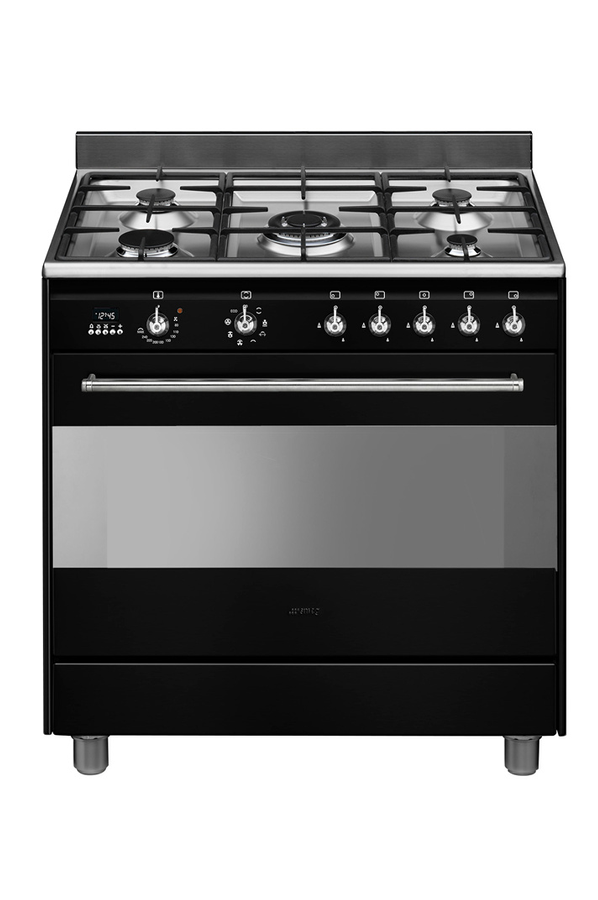 piano de cuisson smeg scb91mcn9 (4146662) | darty