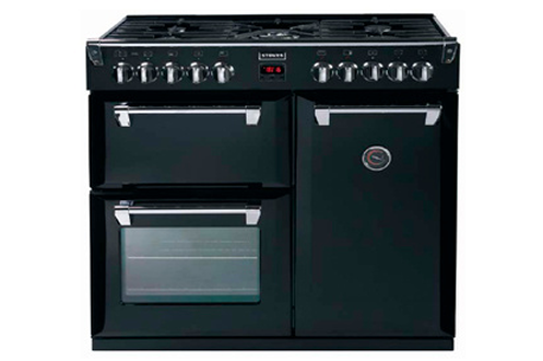 Piano de cuisson Stoves PRICH90DFBLK