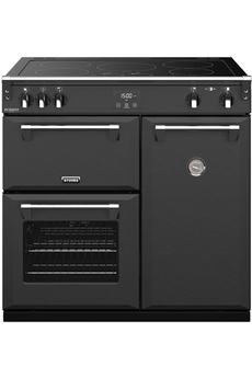 Piano de cuisson Stoves RICHMOND DELUXE 90CM INDUCTION ANTHRACITE - PRICHDX90EIANT