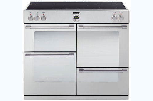 Piano de cuisson Stoves PSTER110EISS INOX