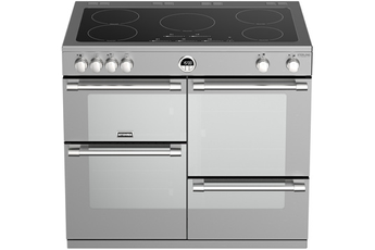 Piano de cuisson Stoves PSTERDX100EISS