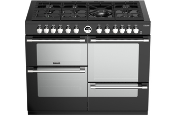 Piano de cuisson Stoves PSTERDX110DFBL STERLING DELUXE