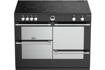 Piano de cuisson Stoves PSTERDX110EIBL STERLING DELUXE