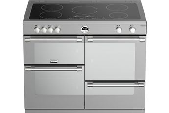 Piano de cuisson Stoves PSTERDX110EISS STERLING DELUXE