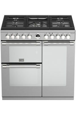 Piano de cuisson Stoves PSTERDX90DFSS STERLING DELUXE