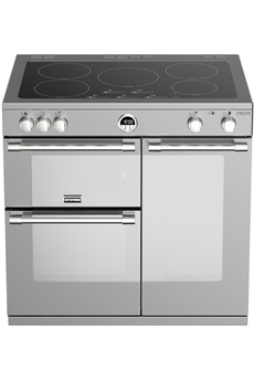 Piano de cuisson Stoves PSTERDX90EISS STERLING DELUXE