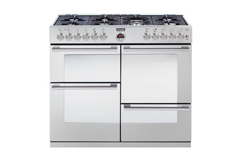Piano de cuisson Stoves PSTERG110DFSS INOX