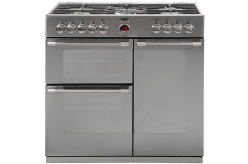 Piano de cuisson Stoves PSTERG90DFSS INOX