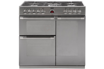 Piano de cuisson PSTERG90DFSS INOX Stoves