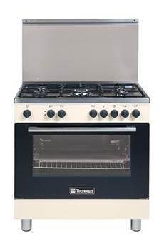 Piano de cuisson TEC8050CR Tecnogas