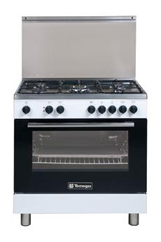 Piano de cuisson TEC8050W Tecnogas