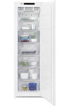 Congélateur armoire Electrolux EUN2244AOW Darty
