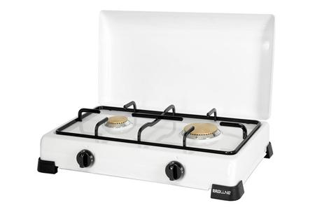 r chaud proline gz 2 2 feux gaz gz 2 blanc 2f gaz darty. Black Bedroom Furniture Sets. Home Design Ideas