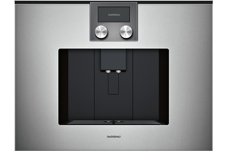 Machine à Café Encastrable Gaggenau Cmp270111 Darty