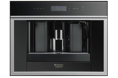machine caf encastrable hotpoint mck 103 ha x inox mck 103 ha x 3494969. Black Bedroom Furniture Sets. Home Design Ideas