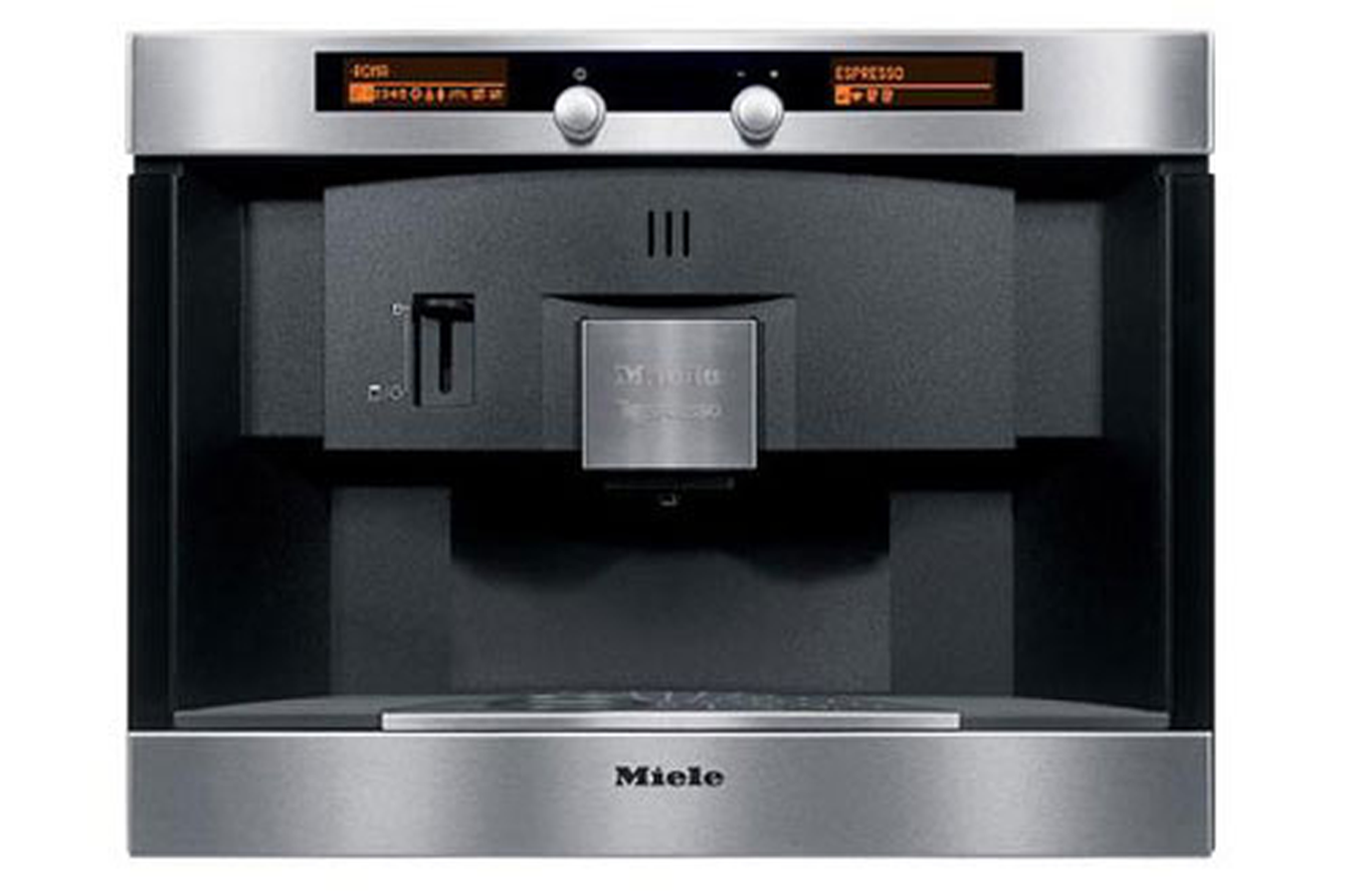 Machine caf encastrable miele cva 2650 inox cva 2650 1948660 darty - Auchan machine a cafe nespresso ...