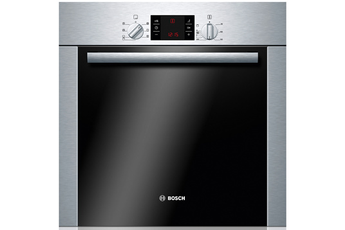 Four encastrable HBA43B252F INOX Bosch