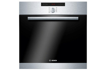 Four encastrable HBA64B152F INOX Bosch