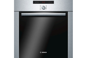 Four encastrable HBA64B251F INOX Bosch
