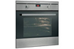 Four encastrable FIM 53 KC.A INOX Indesit