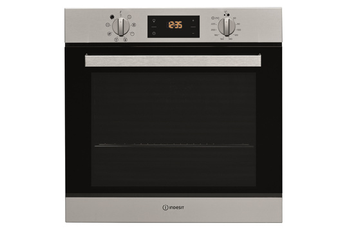 Four encastrable IFW 6540 P IX INOX Indesit