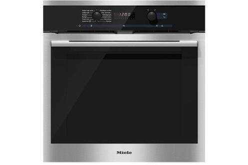 Four encastrable Miele H6167BP
