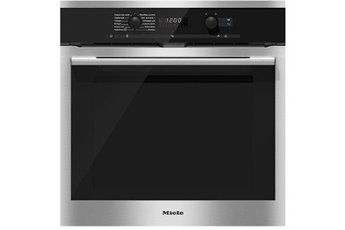 Four encastrable H6167BP Miele