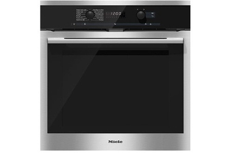 Four Encastrable Miele H6167bp Darty